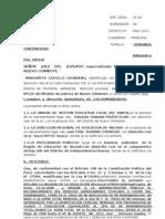 Demandada Contencioso Administrativo Ficta Margarita Chonseng 12