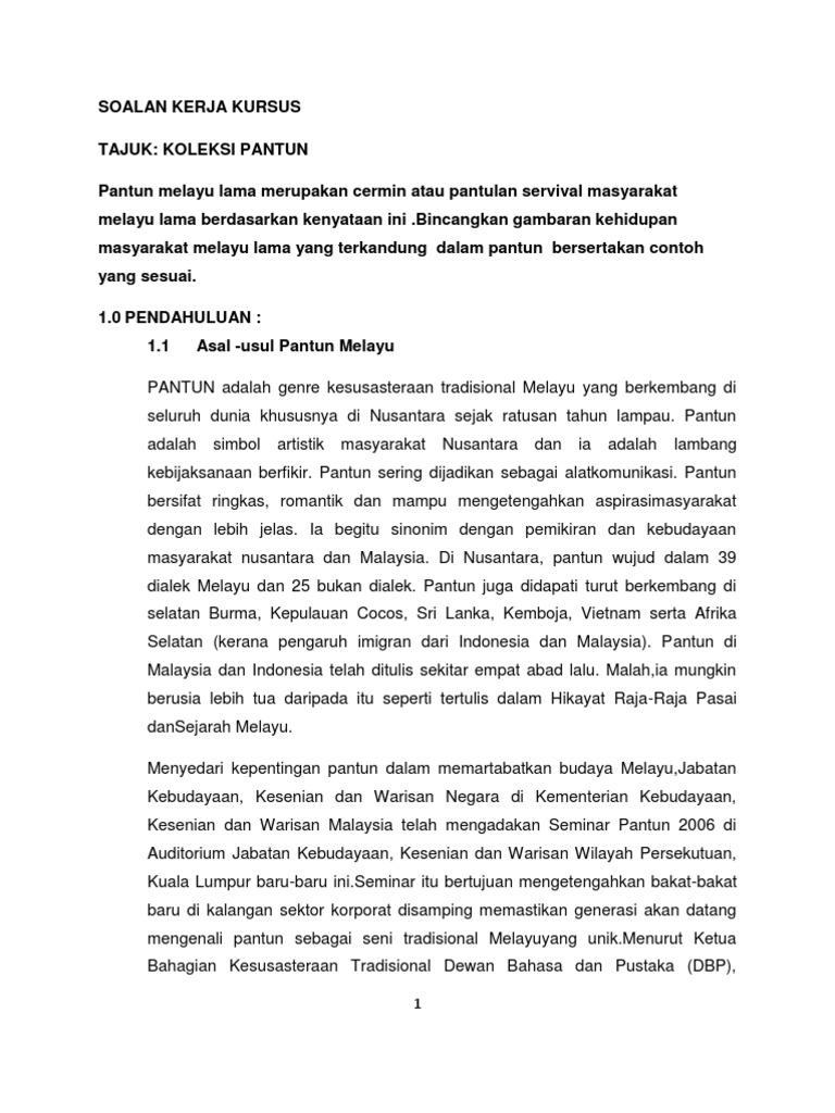 Contoh Puisi Tentang Budi Pekerti Bahasa Jawa - KT Puisi