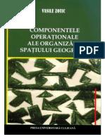 Componentele Operationale Ale Organizarii Spatiului Geografic
