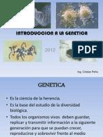 0. Introcucción a la genética