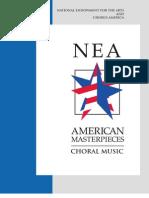 American Choralmusic
