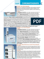 Chromatography - Catalog