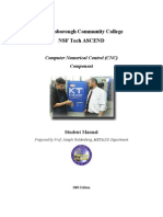 Tech Ascend Cnc Student Manual