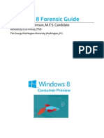 Thomson Windows 8 Forensic Guide2