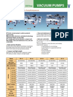 Vacuum Pumps - Catalog