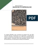 72945851 Thomas de Quincey Confessioni Di Un Oppiomane