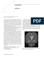 MRI Findings in Kernicterus
