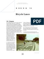 Bicycle Lanes Lesson