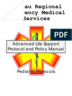 Pediatric Advanced Life Support Protocol