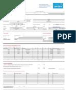 Fichas de Afiliaciion EPS
