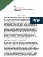 Sant'Agostino - La Genesi Alla Lettera (ITA)