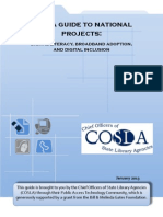 COSLA Guide to National Projects
