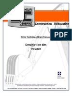 Fiche Technique Drain Francais 20110224