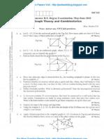 Graph Theory & Combinatorics Jun 2010