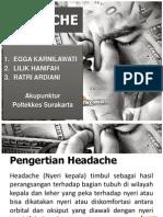 HEADACHE Powerpoint