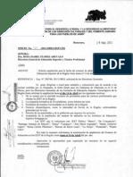 SOLICITUD DE AMPLIACION DELM EXAMEN DE ADMISION