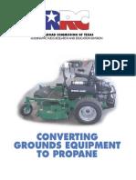 Mower Course Book