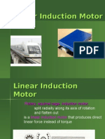 Linear Induction Motor