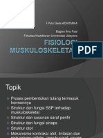 WIRA - FISIOLOGI MUSKULOSKELETAL 2012