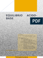 EQUILIBRIO ACIDO BASE. Terminado y Corregido
