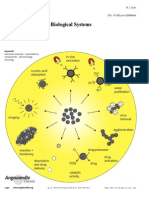 Review Nano Particles in Biological Systems