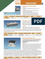 Rotators - Catalog