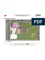 Kennedy Recreation Center PlayDC Concept Plan