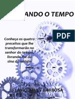 DOMINANDO O TEMPO (RESUMO) - FLÁVIO ALVES BARBOSA