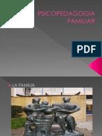 Psicopedagogia Familiar Diapositivas