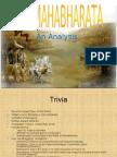 Analysis Mahabharata Revised