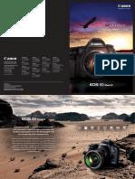 EOS 5D Mark III Brochure