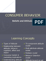 Beliefs & Attitude