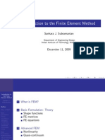 finite element basics