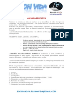 Info de Asesoria Educativa