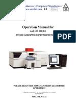 Manual Operacion Aas 100 Series