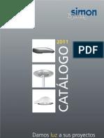 Catalogo Simon Lighting Mayo 2011