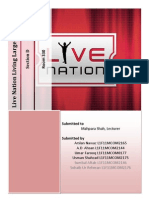 Live Nation Living Large Case Study