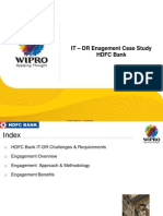 Hdfc_it-bcp Case Study v1.0