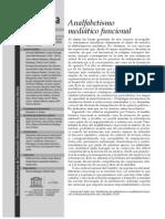 01 Presentacion - Analfabetizmo Mediatico Funcional
