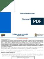 2012- Industria - Junio
