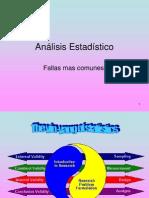 4.- Fallas Comunes