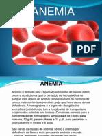 Aula 1 -2 Anemia