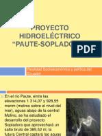 PROYECTO HIDROELÉCTRICO SOPLADORA