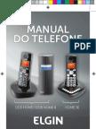 Manual Telefone Elgin