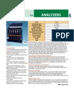 Especificaciones Tecnicas Analizador Fa5