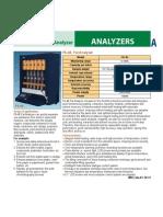 Especificaciones Tecnicas Analizador Fa46