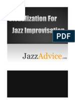 Jazz Visualization