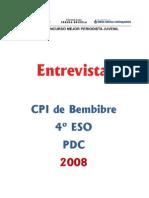Entrevistas La Voz 2008 CPI de Bembibre