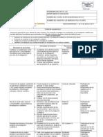 Plan de Clase Unidad de Competencia II