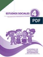 Cuaderno Sociales Cuarto Ano